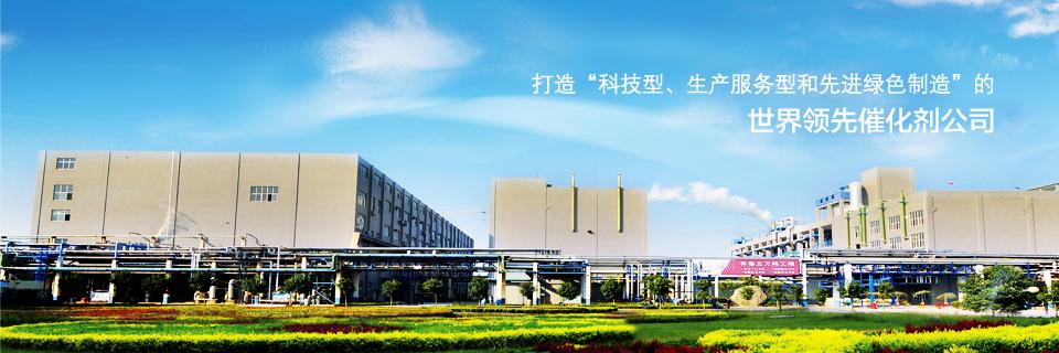 """打造""""科技型、生产服务型和先进绿色制造""""的世界一流催化剂公司"""